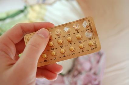 Haarausfall durch die Pille